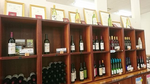 盛田甲州ワイナリー(株)のワイン