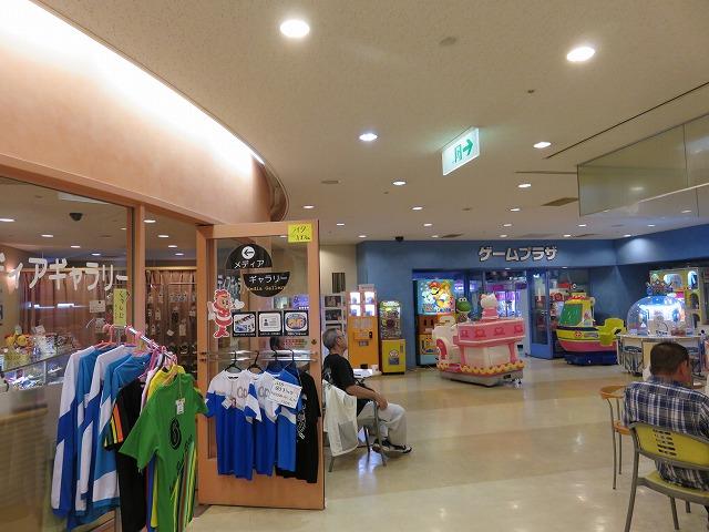 戸田競艇場1階メディアギャラリー