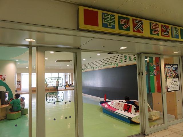 戸田競艇場2階キッズランド