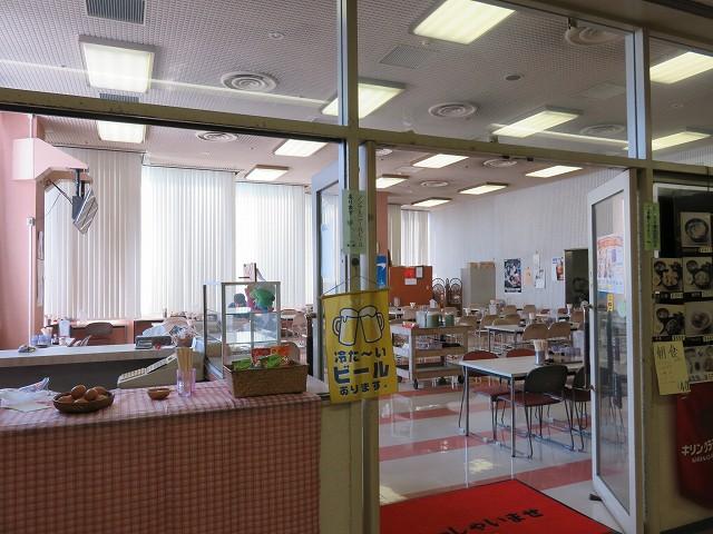 福岡競艇場2階レストラン