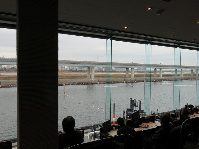 江戸川競艇場の指定席MIYABIのレギュラー席