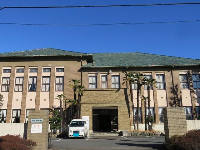 桐生市織物記念館の外観