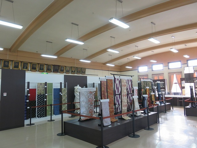 桐生織物記念館2階