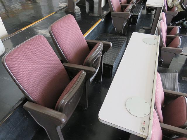 多摩川競艇場の500円の指定席
