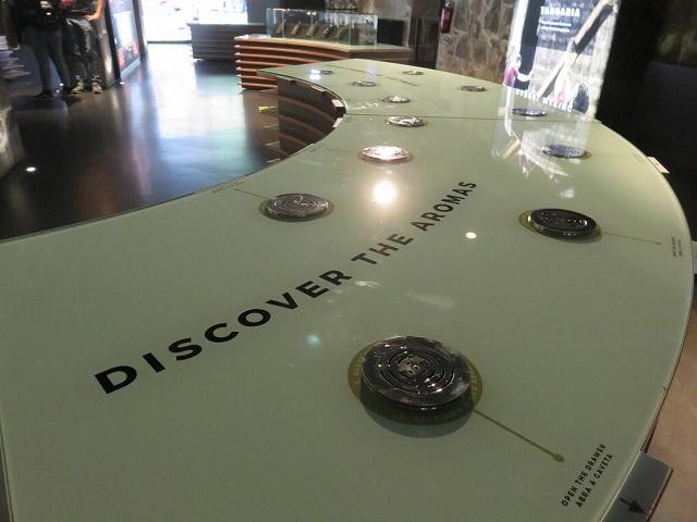 ポルトのカレムワイナリーの中の博物館