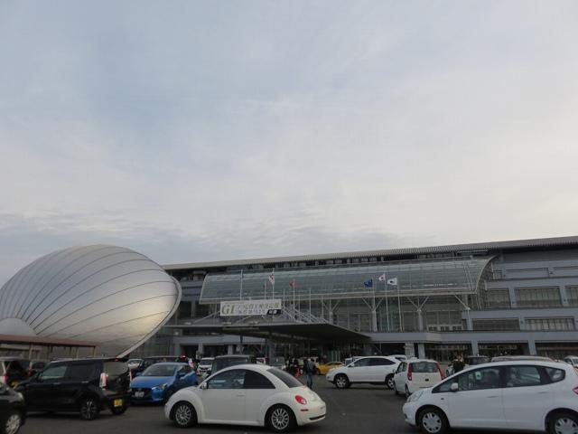津競艇場の外観