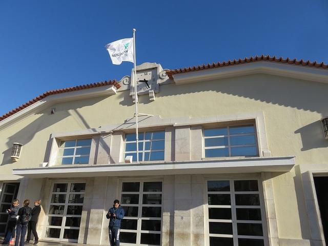 ポルトガルにある最西端の駅「カスカイス」駅