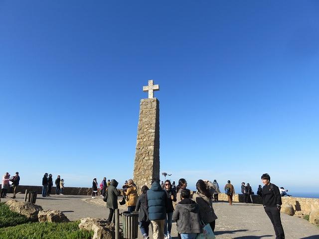 ポルトガルのロカ岬