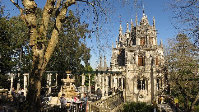 ポルトガルのレガレイラ宮殿