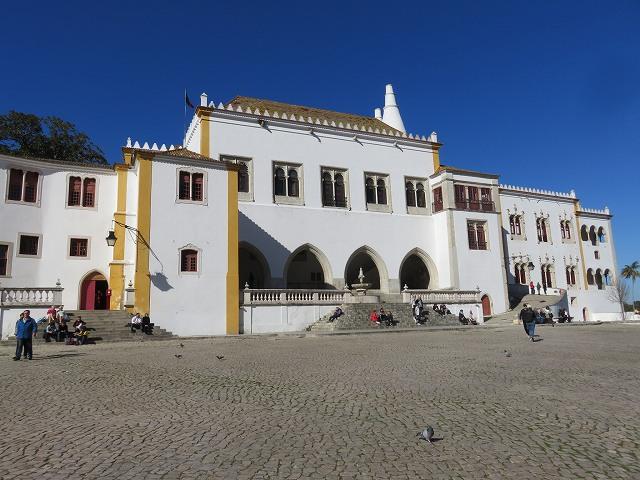 ポルトガルのシントラ宮殿