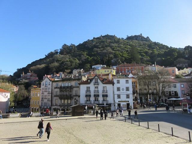 ポルトガルのシントラ宮殿周辺