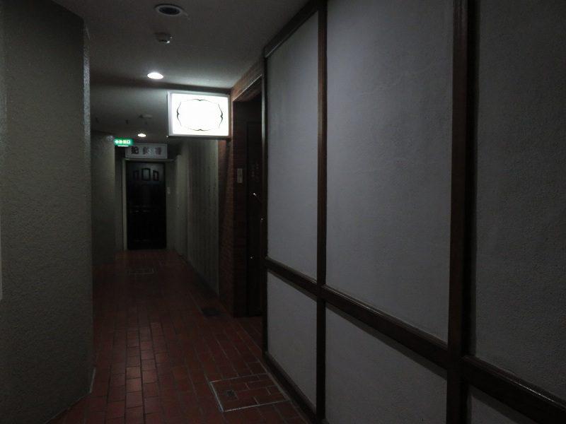 福井県片町のバー「SOMEDAY」の入り口