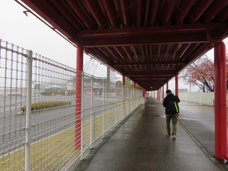 桐生競艇場の南ゲート