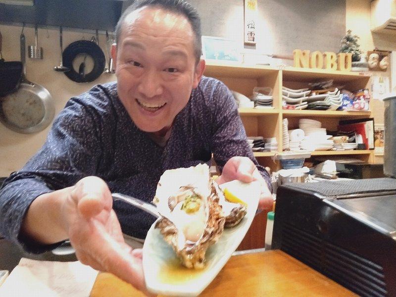 「鮨dining松雪」の店長