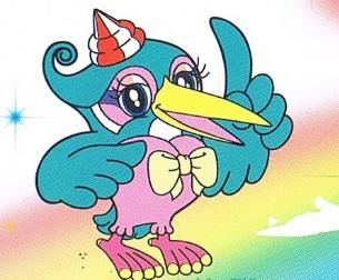 ボートレース多摩川のマスコットキャラクター「リップル」