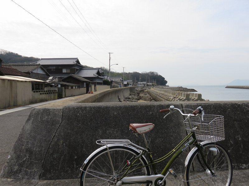 本島の集落