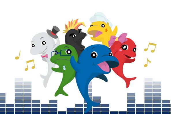 ボートレース住之江のマスコットキャラクター「ジャンピーー」