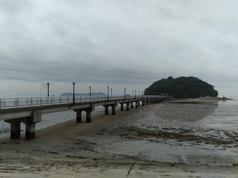 蒲郡の竹島