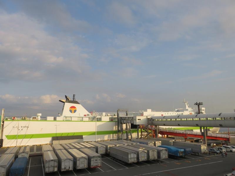 東京港(有明)フェリーターミナル