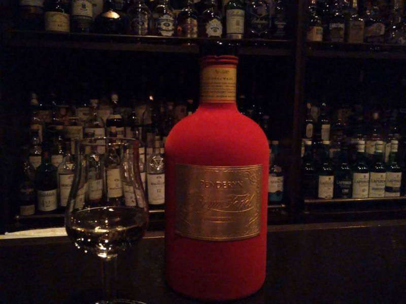 徳島市にある「BAE TOYOKAWA」のウイスキー