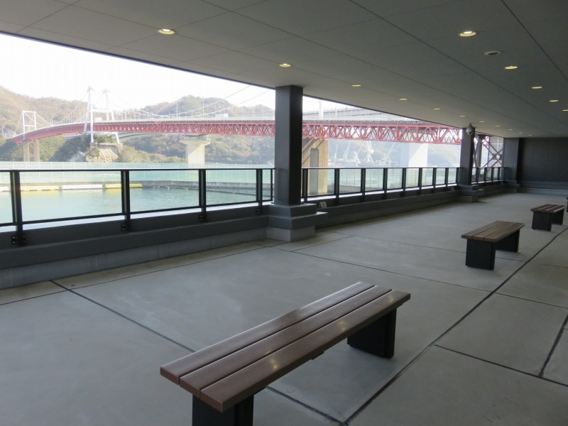 ボートレース鳴門の2階エキサイティングステージ
