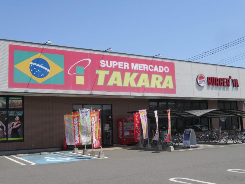スーペルメルカード・タカラの外観